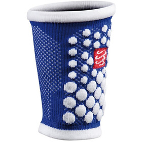 Compressport 3D Dots Sweatbands blue